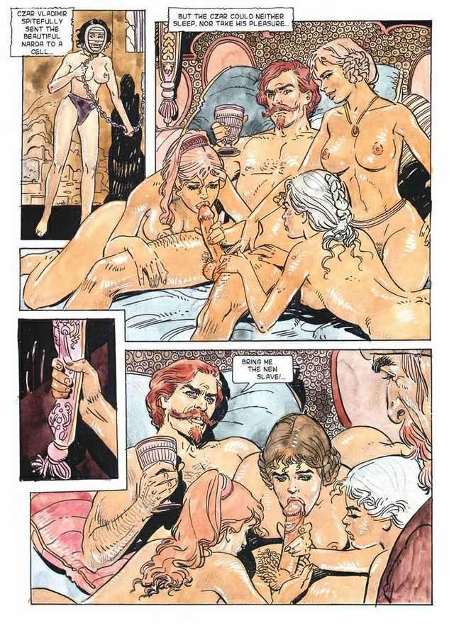 Историческое порно комиксы 34809 фотография